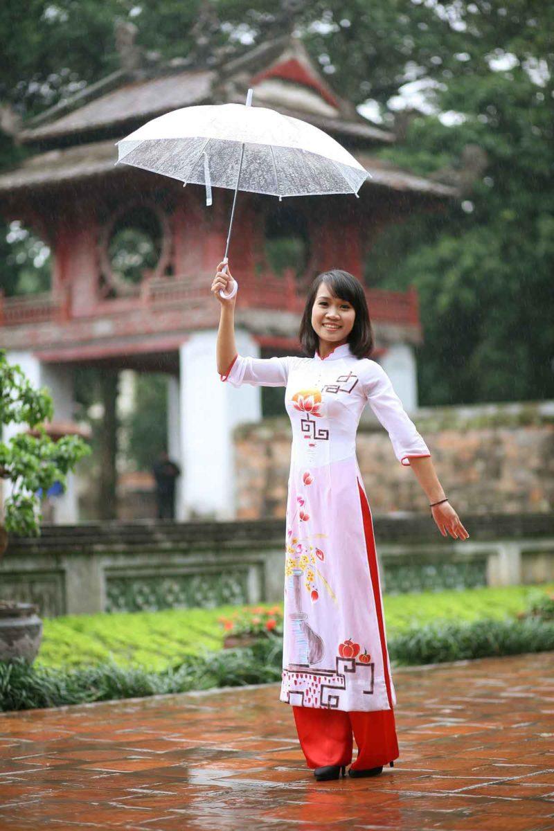 Regenschirm Asia Look
