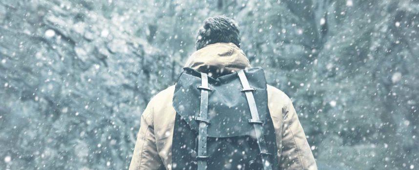 Trendfarben für Herren im Winter