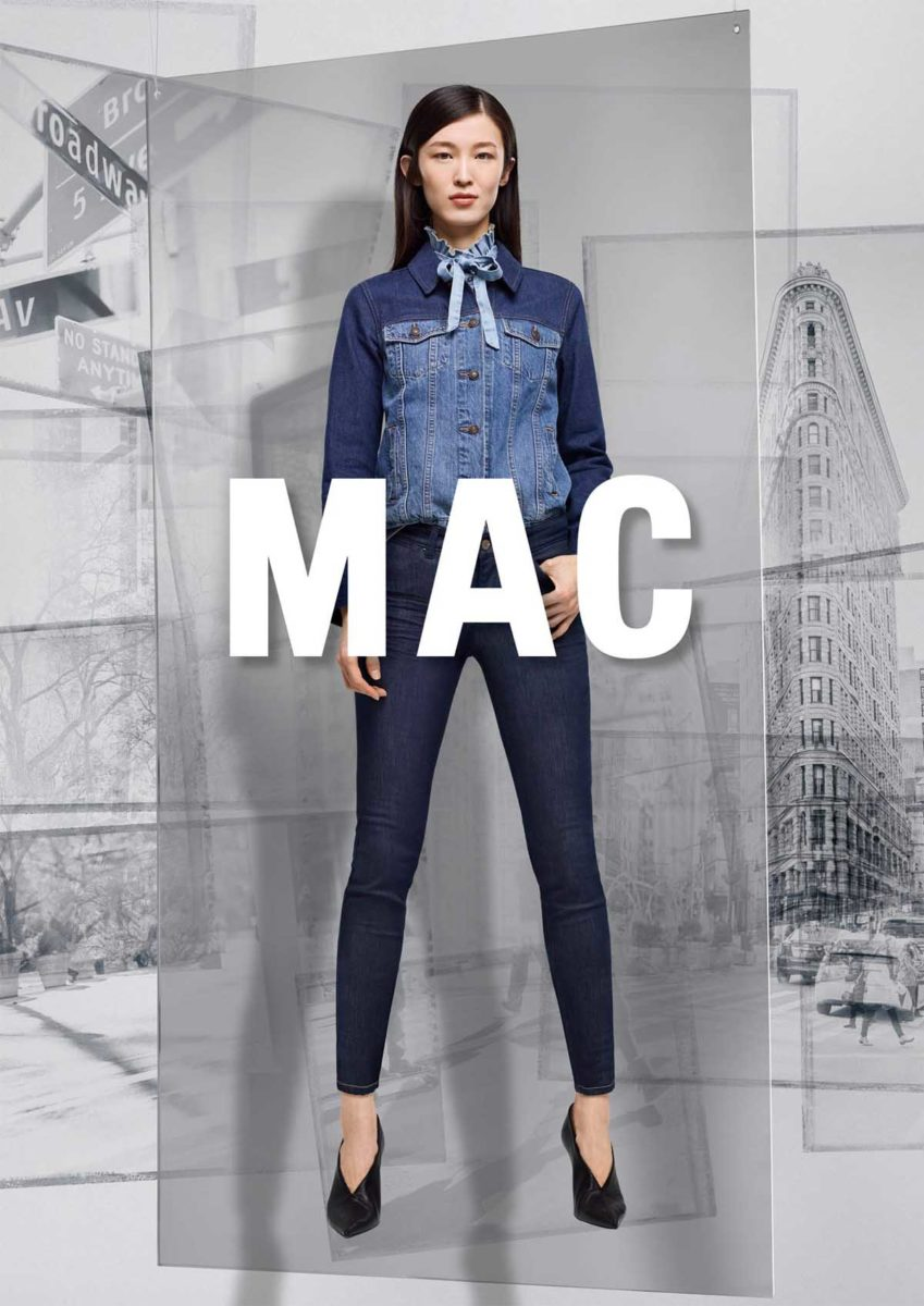Volant Denim MAC