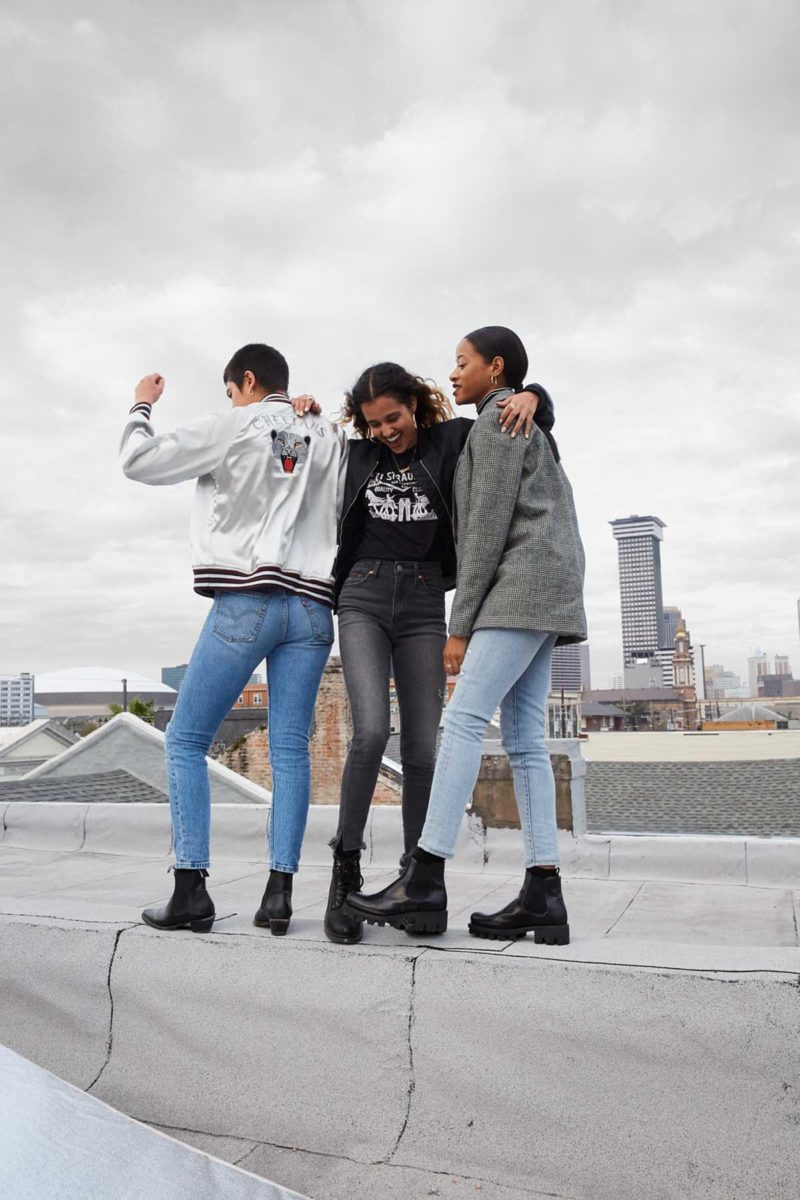 jeanshosen trends jacken damenjeans