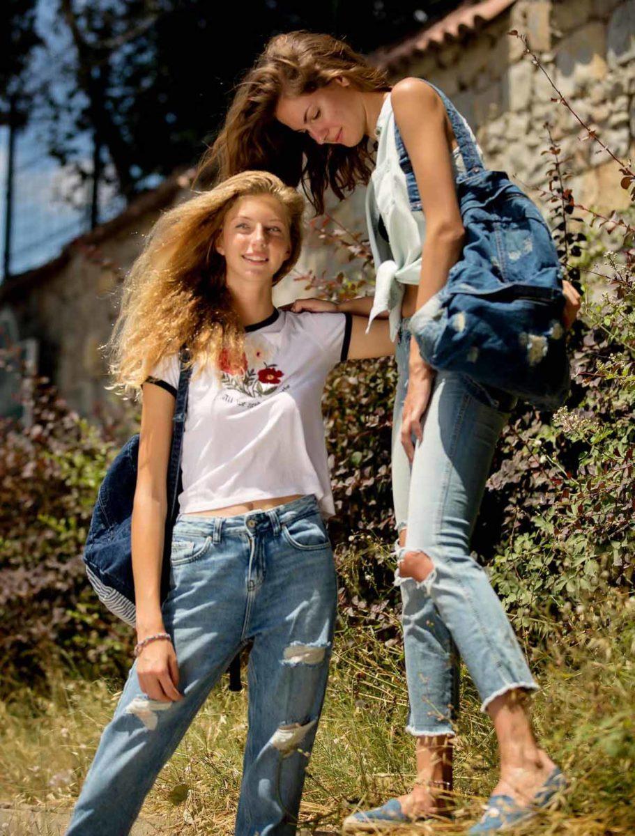 ltb jeans damenjeans shirt