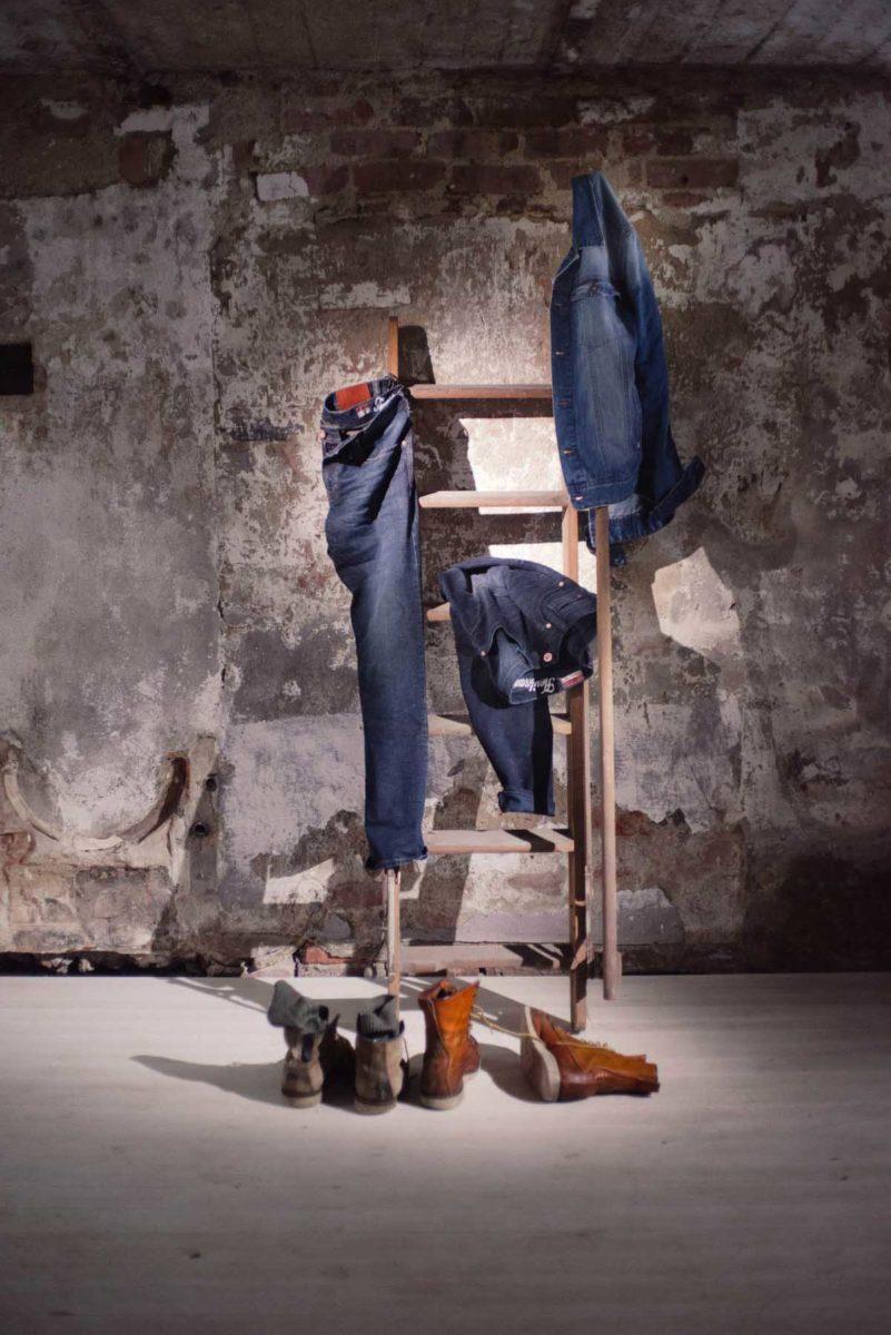 paddocks jeanshose jeansjacke schuhe